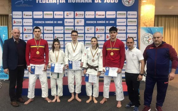 """Judoka de la CSM-CFR-CSŞ Ploieşti, 5 medalii cucerite la Finala Campionatelor Naţionale """"U18""""!"""