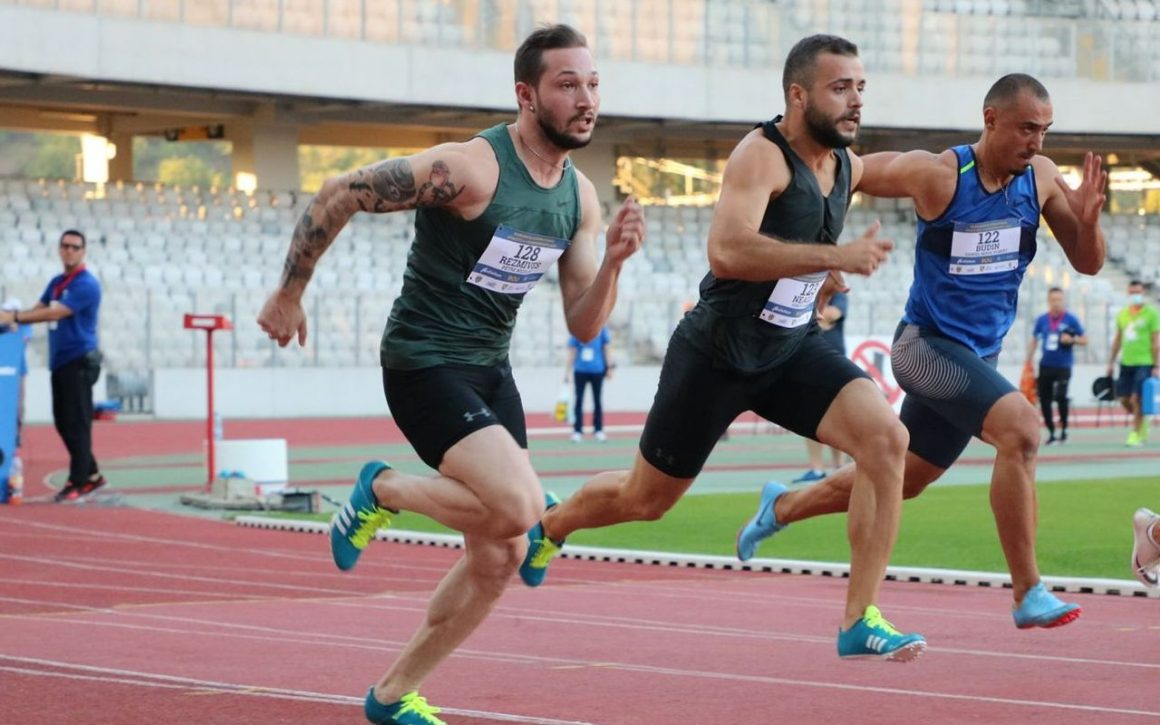 Sprinterul Petre Rezmiveş reprezintă România la Campionatul Balcanic de atletism, de la Istanbul!