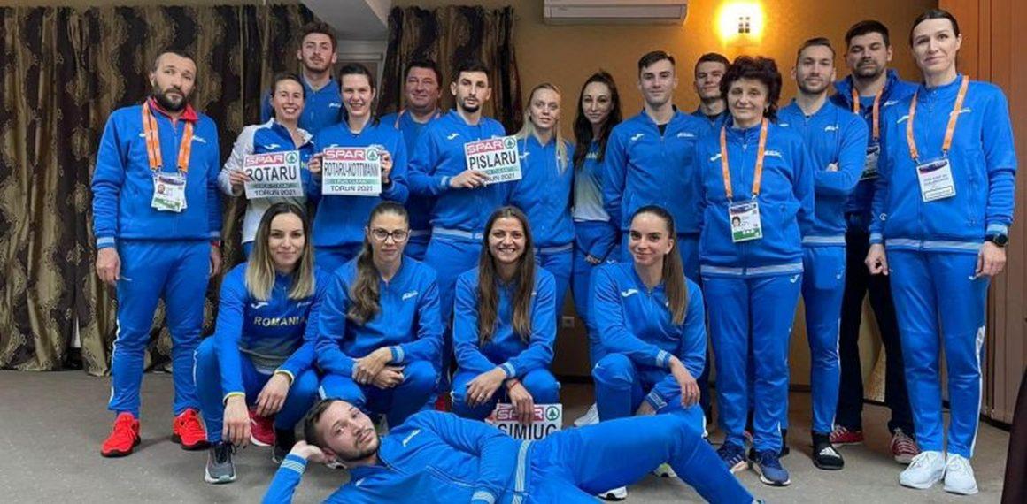 Sprinterul Petre Rezmiveş va concura mâine la Campionatul European de atletism de la Torun!