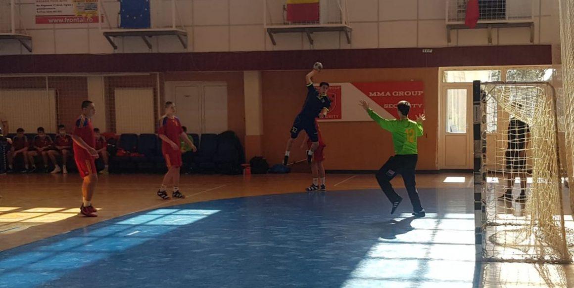 Revanşă la scor pentru echipa de handbal seniori în disputa cu CNE Sighişoara: 30-21 (15-7)!