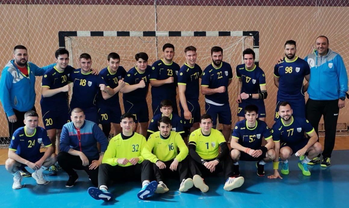 """Echipa de handbal seniori încheie sezonul """"2020-2021"""" al Diviziei A pe locul al 8-lea!"""