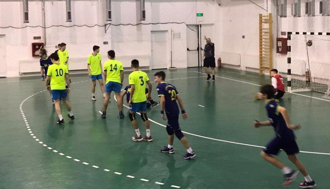 """Juniorii 3 merg, şi ei, """"ceas"""": încă o victorie în turneul de la Moreni!"""