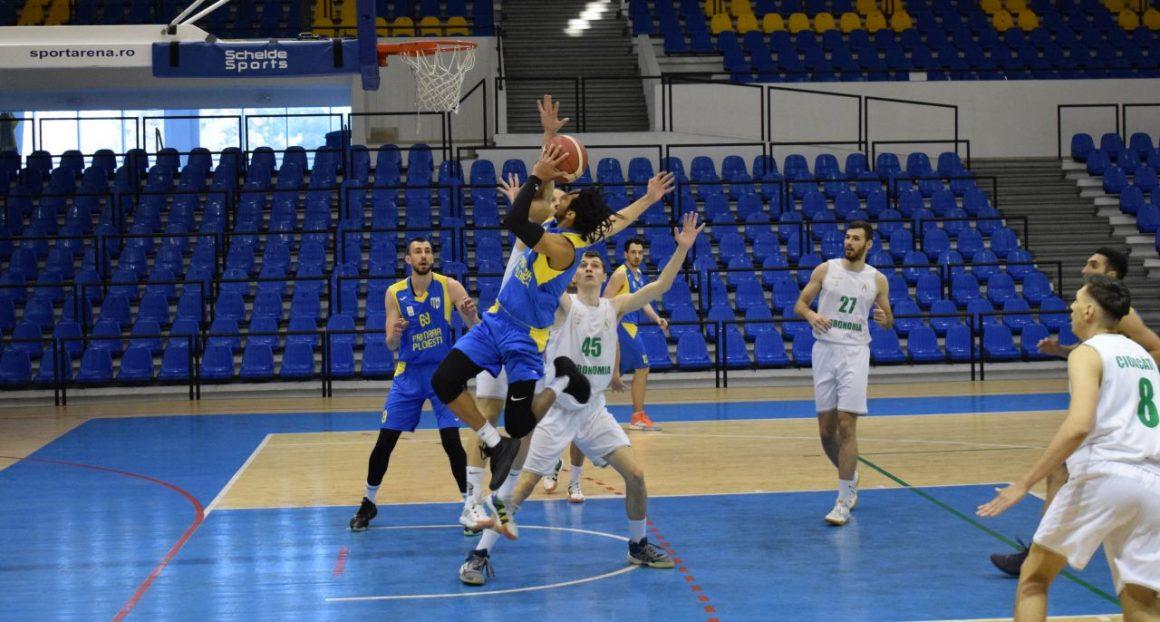 Echipa de baschet seniori, victorie fără emoţii cu Agronomia Bucureşti: 84-73!