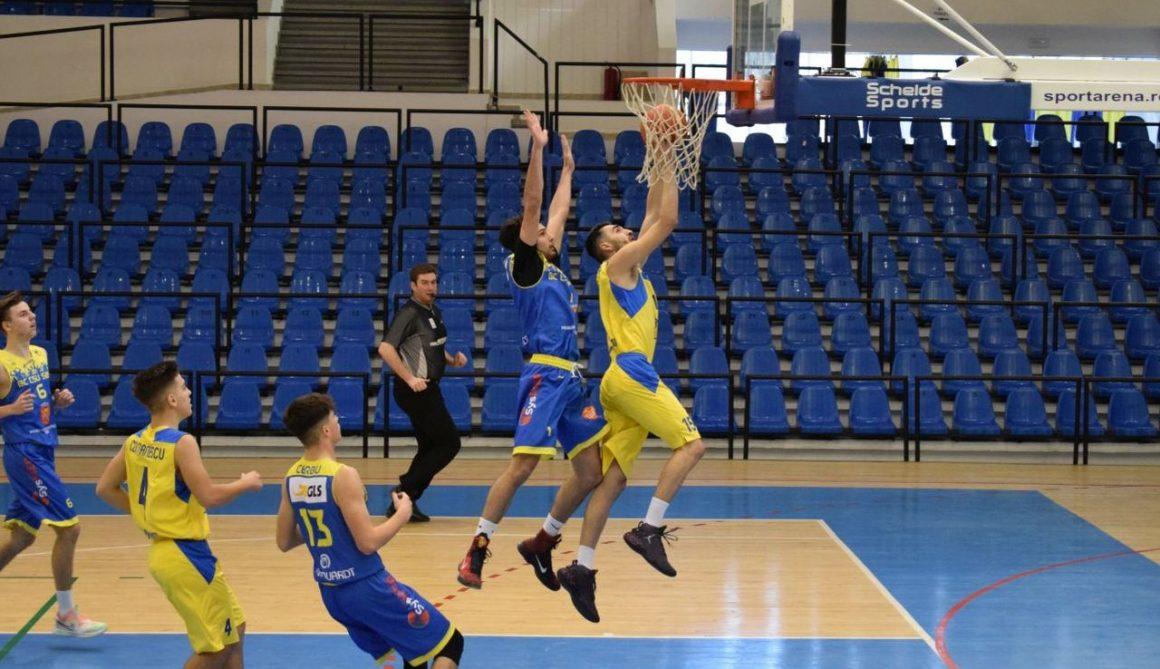 Echipa de baschet seniori, turneu cu Agronomia şi Rapid, în Sala Sporturilor Olimpia!