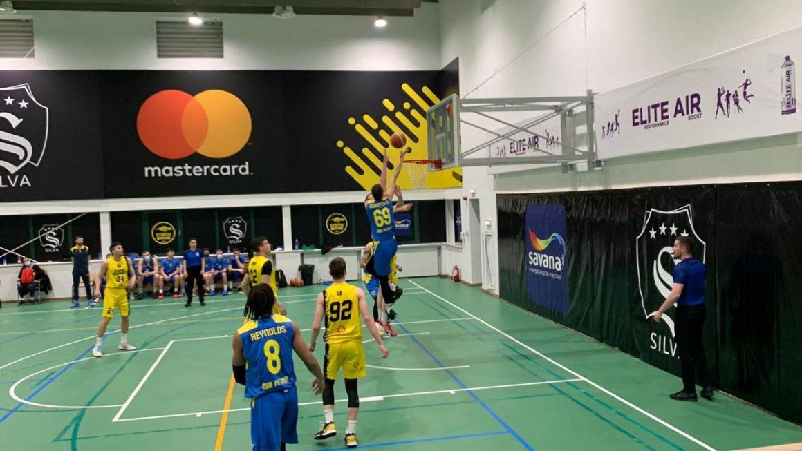 Victorie cu Ştiinţa, 90-76, şi echipa de baschet seniori e calificată pentru Turneul Final!