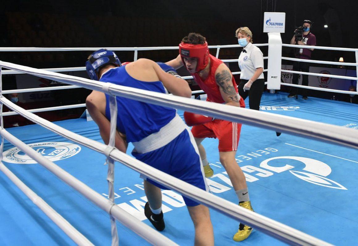 """Boxerul Iulian Dumitrescu, eliminat în """"optimile"""" Campionatului Mondial de Tineret!"""