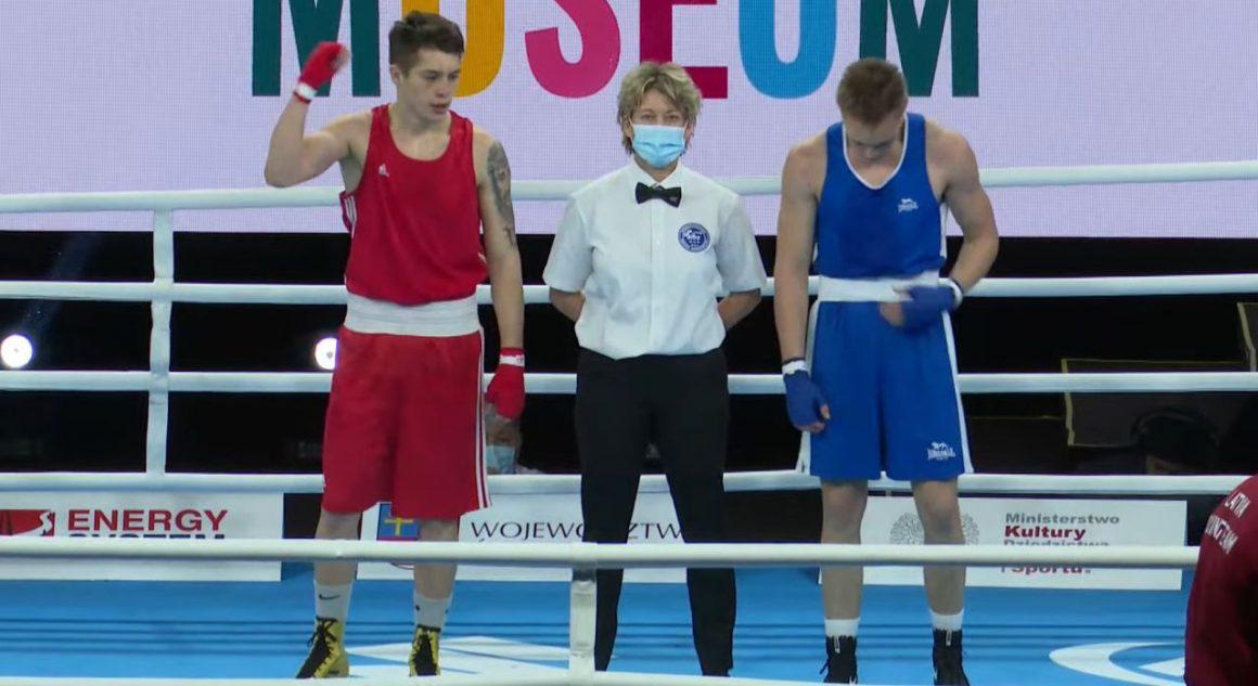 """Boxerul Iulian Dumitrescu, calificare spectaculoasă în """"optimile"""" Campionatului Mondial de Tineret!"""
