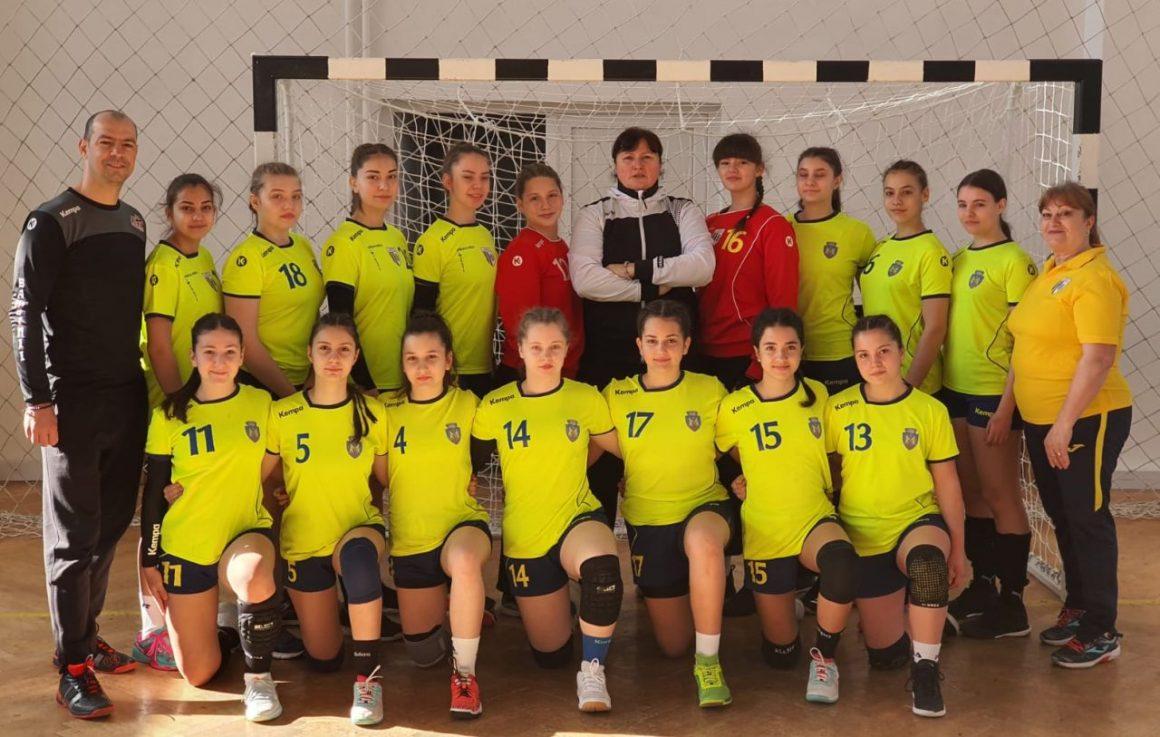 Echipa de handbal junioare 3 merge în Grupele Valoare după 6 victorii consecutive!