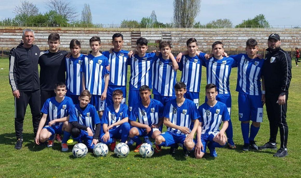 """Echipele de fotbal """"U19"""" şi """"U17"""", învinse, astăzi, în deplasare, de AFC Astra"""