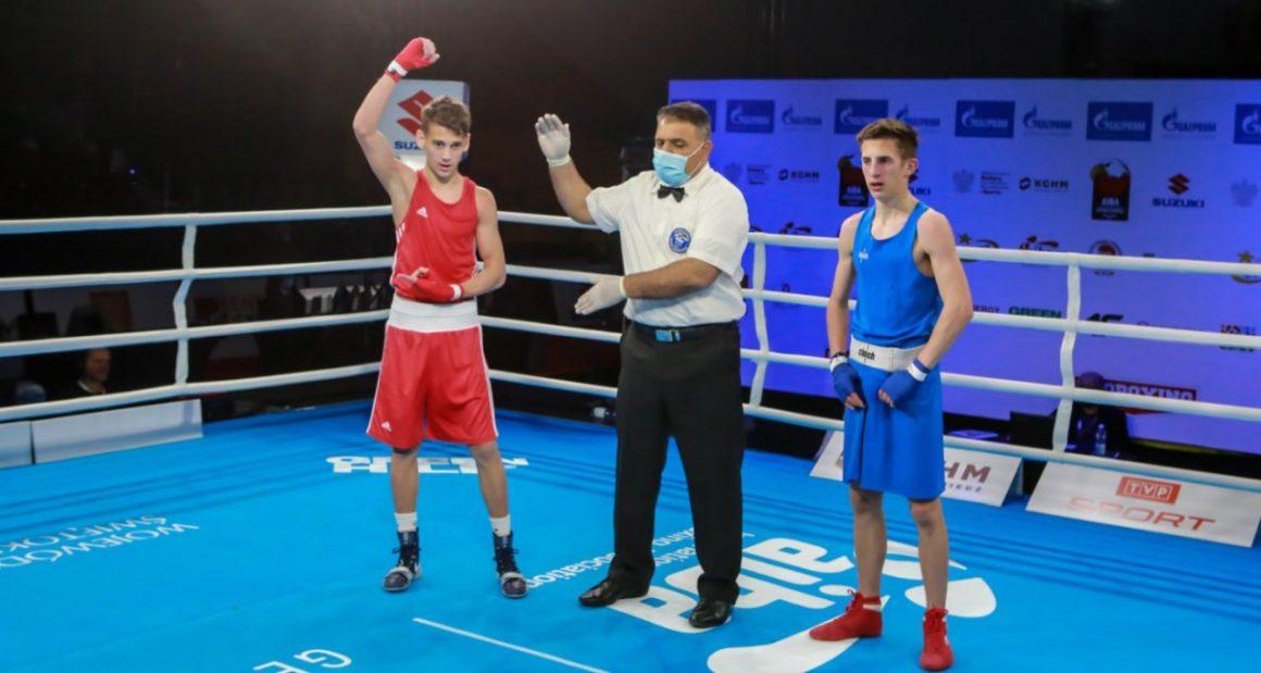 Boxerul Marian Ghinoiu s-a calificat în optimile de finală ale Campionatului Mondial de Tineret!