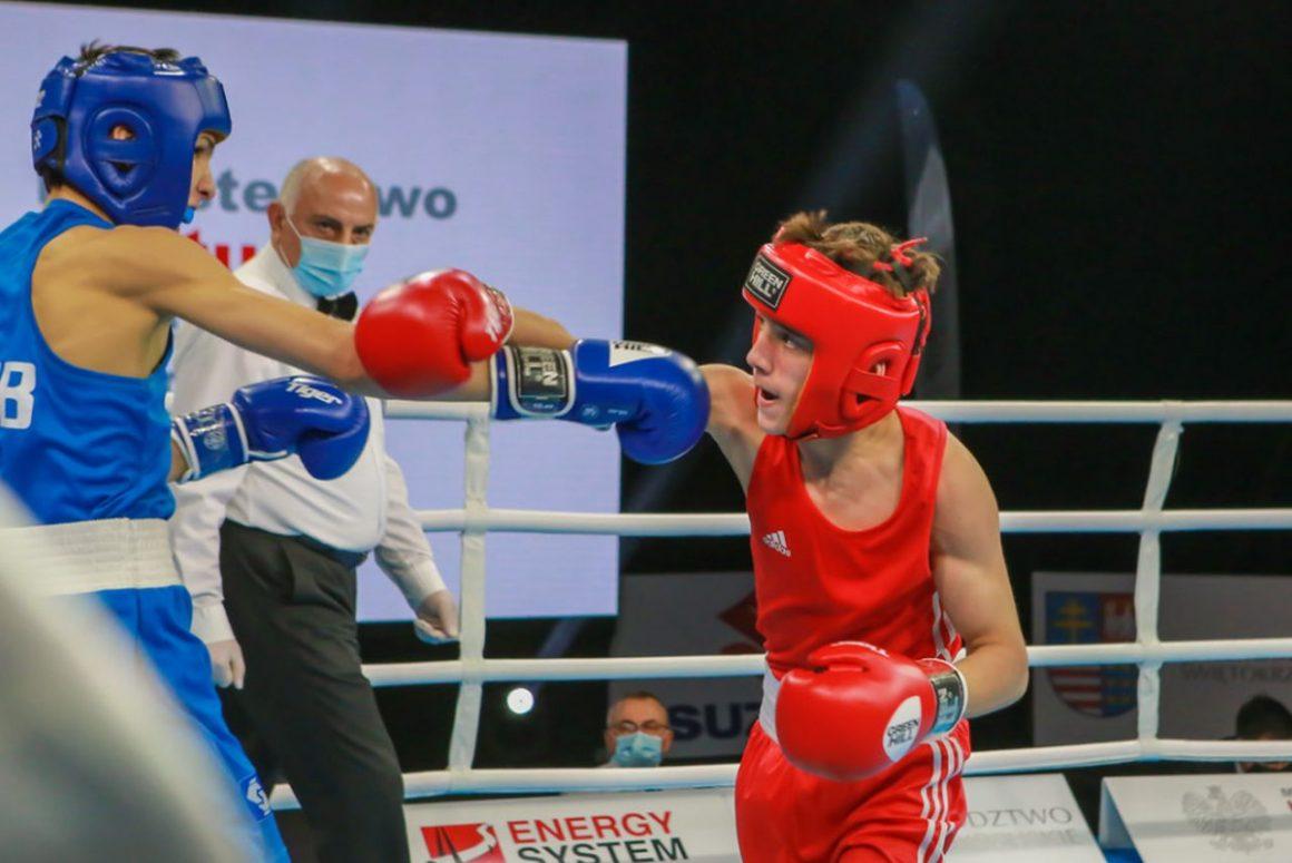 Boxerul Marian Ghinoiu s-a oprit în optimile de finală ale Campionatului Mondial de Tineret