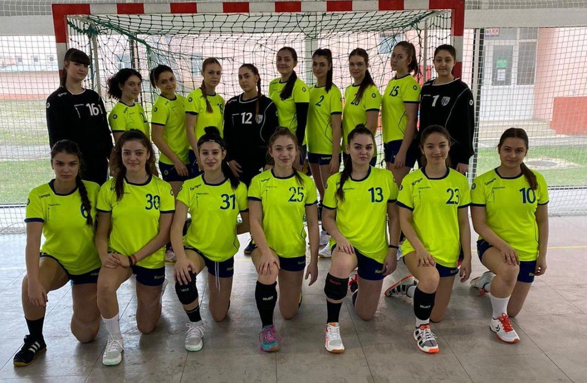 Echipa de handbal junioare 2 merge la Buzău pentru turul Grupei Valoare 1!