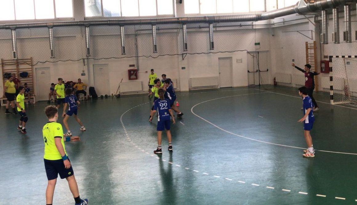 Debut victorios pentru echipa de handbal juniori 3 în Grupa Valoare 2!