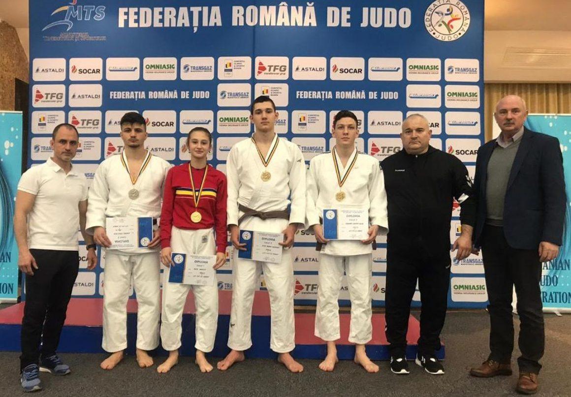 """Judoka Vanessa Tolea, campioană naţională la juniori 1 – """"U21""""!"""
