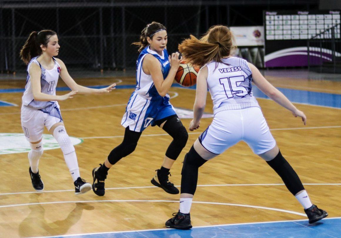 """Baschet fete """"U16"""": CSM Ploieşti joacă mâine pentru locul 5 al Turneului Final!"""