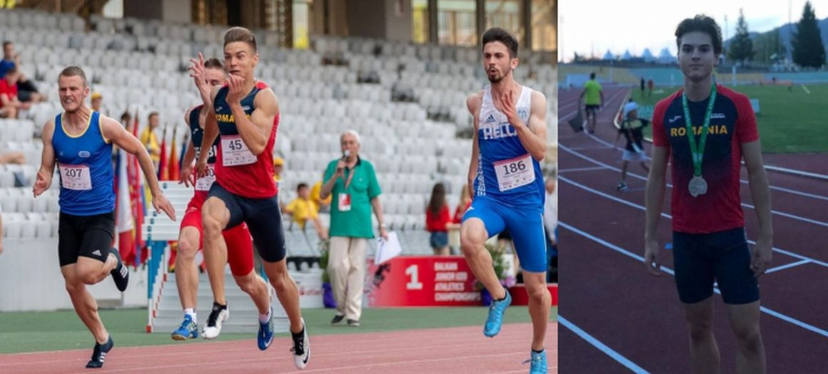Atleţii Cristian Roiban şi Alex Geamănu participă la Campionatul Balcanic de Ştafete pentru Seniori!