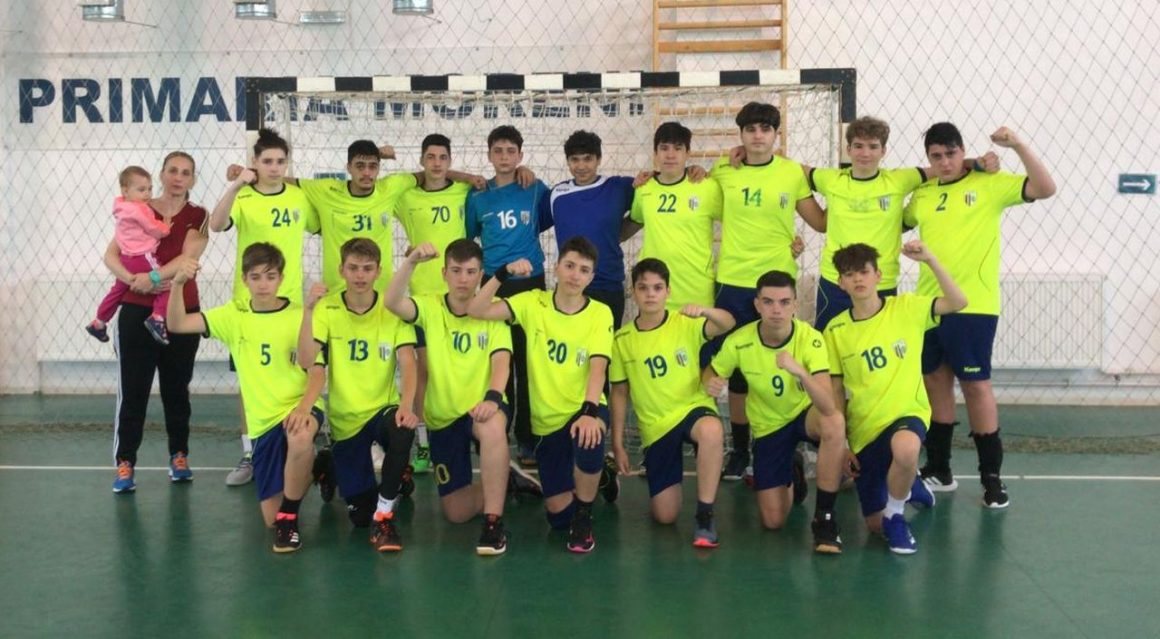 Echipa de handbal juniori 3 participă, la Bacău, la Turneul Final al Campionatului!