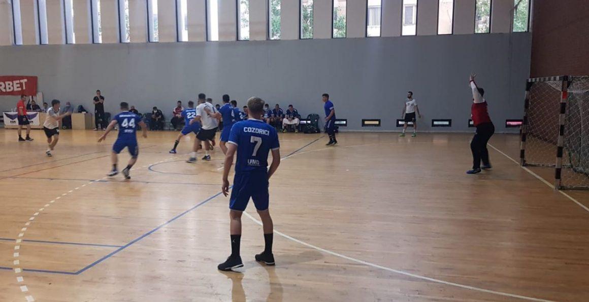 Echipa de handbal seniori, eliminată din Cupa României de CSM Focşani