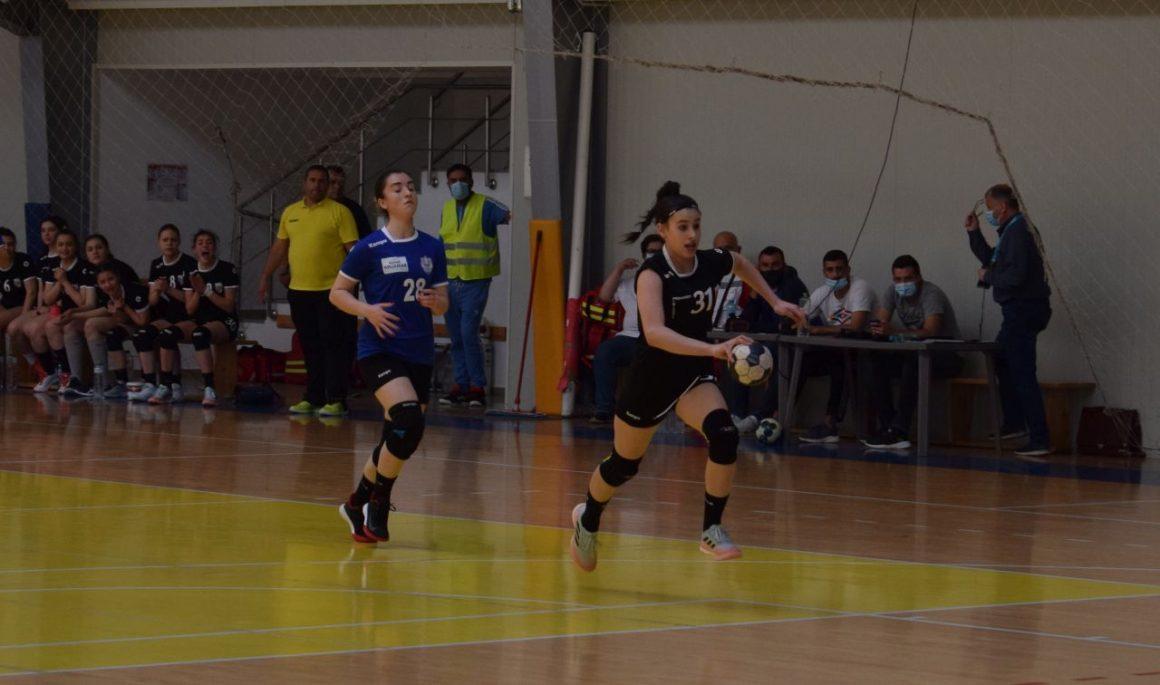 Diana Manole va reprezenta România la Campionatul European de Beach Handball, de la Varna!