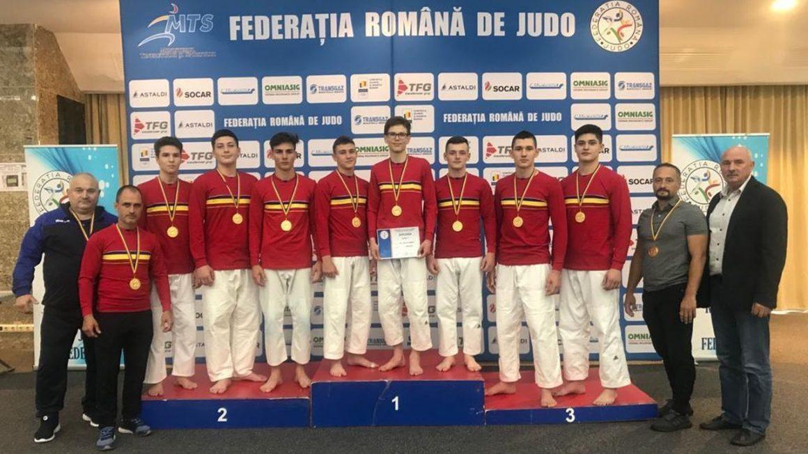 Două titluri de campioni naţionali pentru judoka de la CSM-CFR-CSŞ Ploieşti!