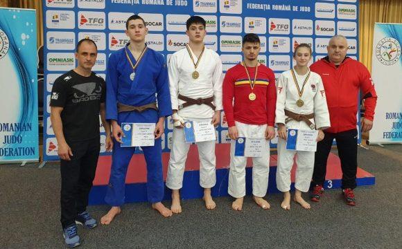 "Judoka Sergiu Anastase, campion naţional de tineret – ""U23""!"