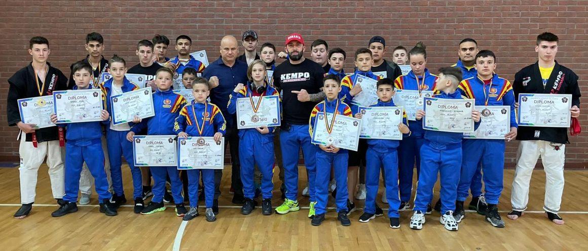Sportivii de la CSM Ploieşti, 11 medalii obţinute la Campionatul Naţional de Semi-Kempo!