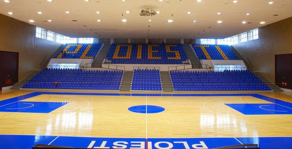 """Turneul Final al Ligii I de baschet masculin va avea loc în Sala """"Olimpia""""!"""