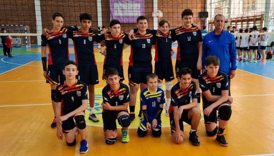 Volei speranţe băieţi: CSM Ploieşti s-a calificat la Turneul Semifinal al campionatului!