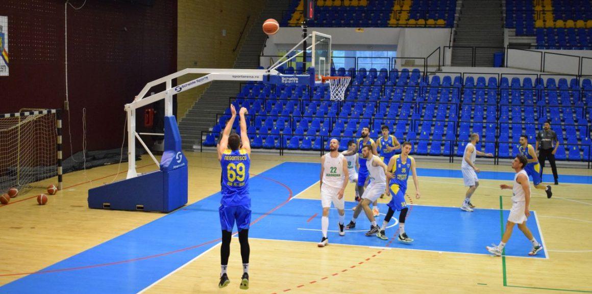 Baschet seniori: CSM Ploieşti, debut victorios în Turneul Final al Ligii I!