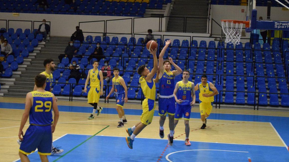Baschet, Liga I, Turneul Final: CSM Ploieşti, victorie facilă cu CSU 2 Sibiu: 89-66!