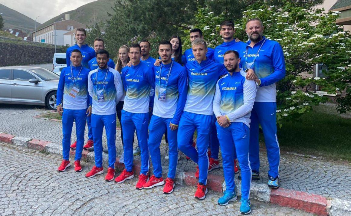 Trei medalii de bronz obţinute de atleţii de la CSM Ploieşti la Campionatul Balcanic de Ştafete!