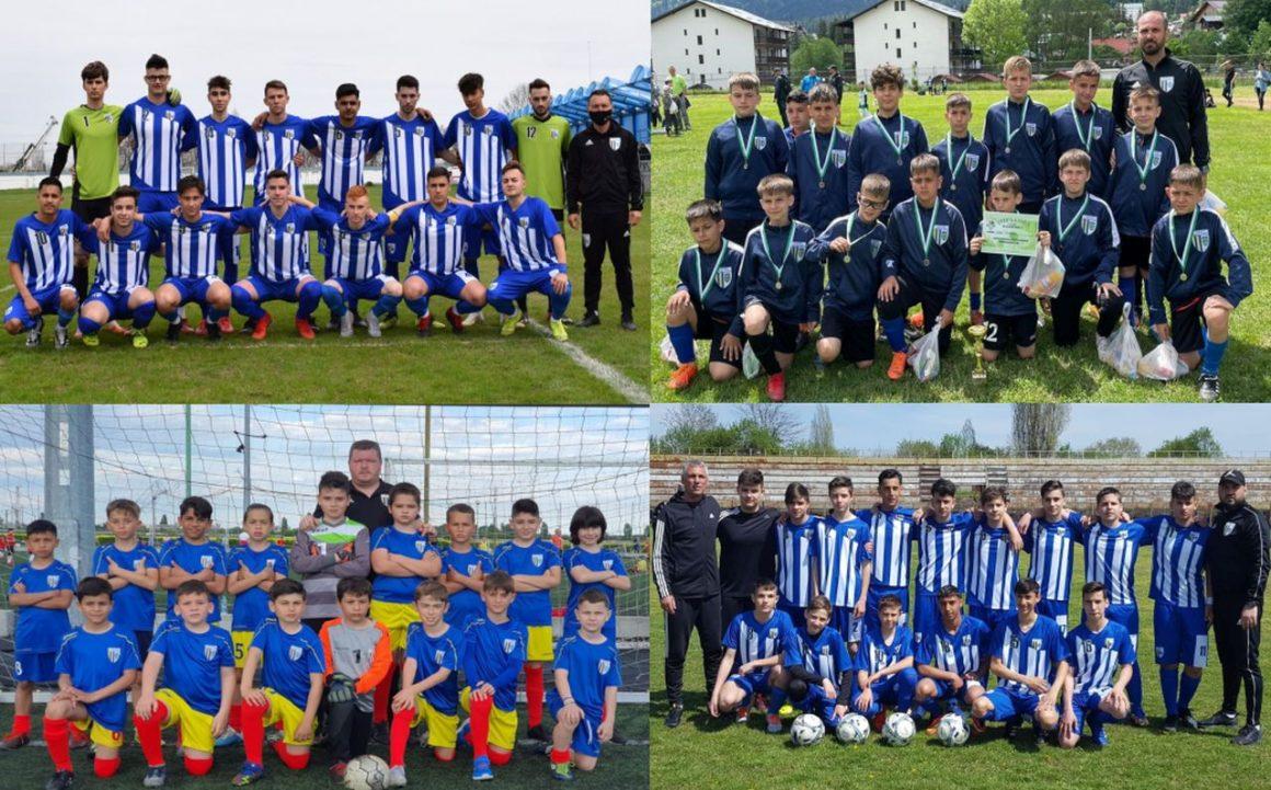 Secţia de fotbal a CSM Ploieşti organizează selecţie la toate categoriile de vârstă!