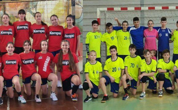 Echipele de handbal juniori IV participă la Turneele Semifinale ale campionatului!