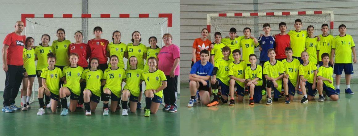 Echipele de handbal juniori IV s-au calificat la Turneele Finale ale campionatului!