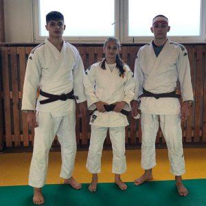 Judoka de la CSM-CFR-CSŞ Ploieşti, două locuri VII la Cupa Europeană de Juniori 2!