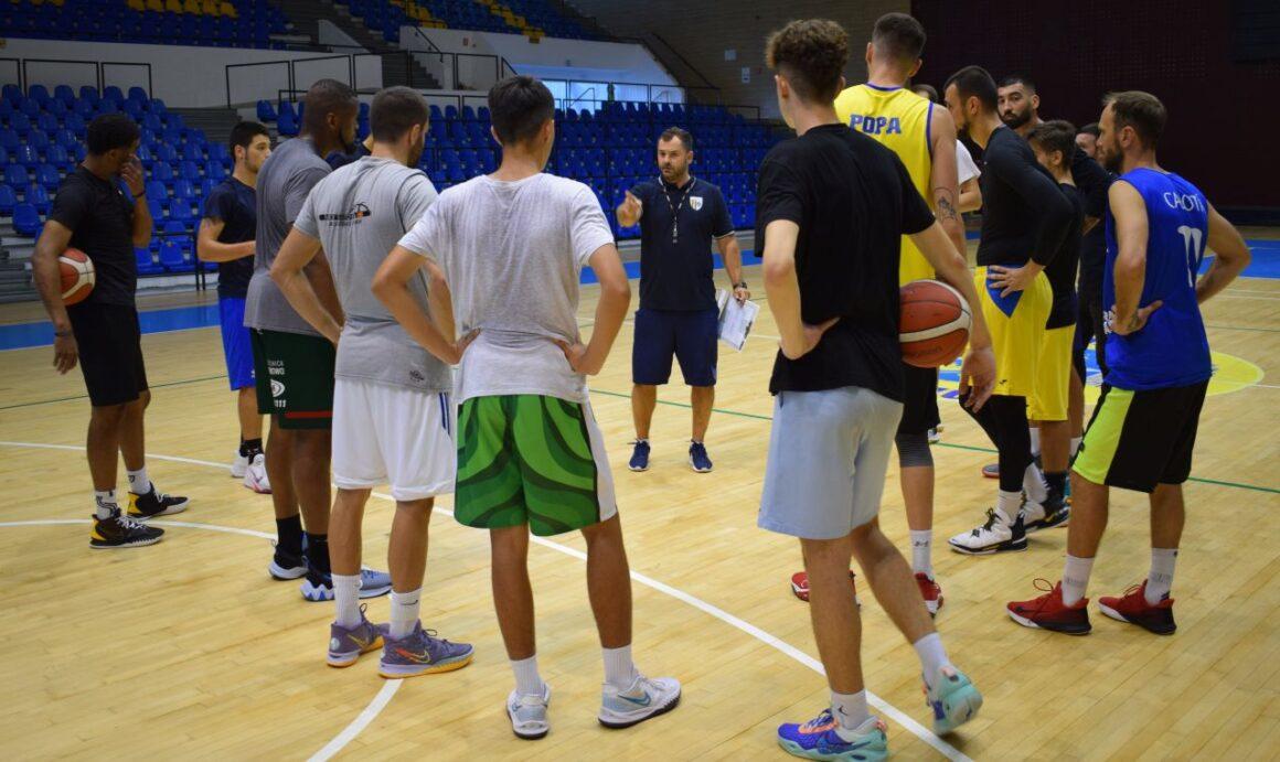 Baschet masculin: duel cu BC CSU Sibiu, în optimile de finală ale Cupei României!