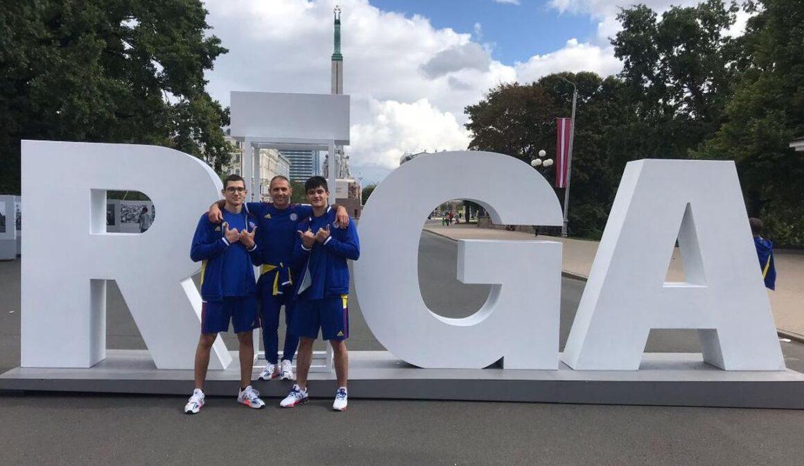 Judo: Alex Petre şi Rareş Arsenie, pe VII la Campionatele Europene pentru Cadeţi!