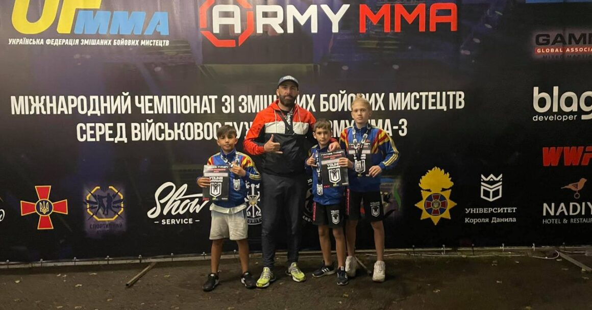Kempo: victorii pentru Edwin Petrea şi Luca Frăsineanu în Gala UFMMA, din Ucraina!