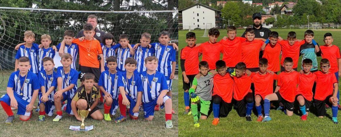 Weekend plin pentru echipele de fotbal juniori ale CSM Ploieşti!