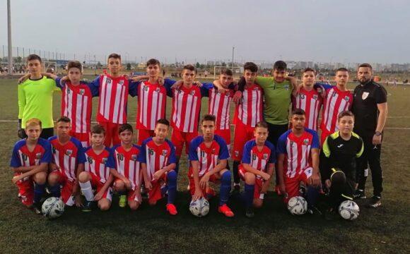 Fotbal: etapă cu două victorii şi trei înfrângeri pentru juniorii de la CSM Ploieşti