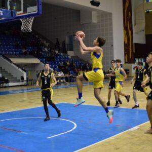 """Echipa de baschet """"U18"""", victorii la scor în primul turneu stagional!"""