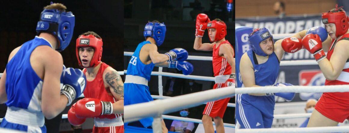 Trei boxeri ai clubului vor reprezenta România la Campionatele Europene pentru Tineret!