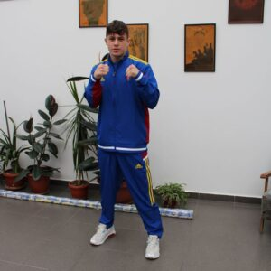 """Iulian Dumitrescu s-a calificat în """"optimile"""" Campionatelor Europene de Tineret de la Budva!"""