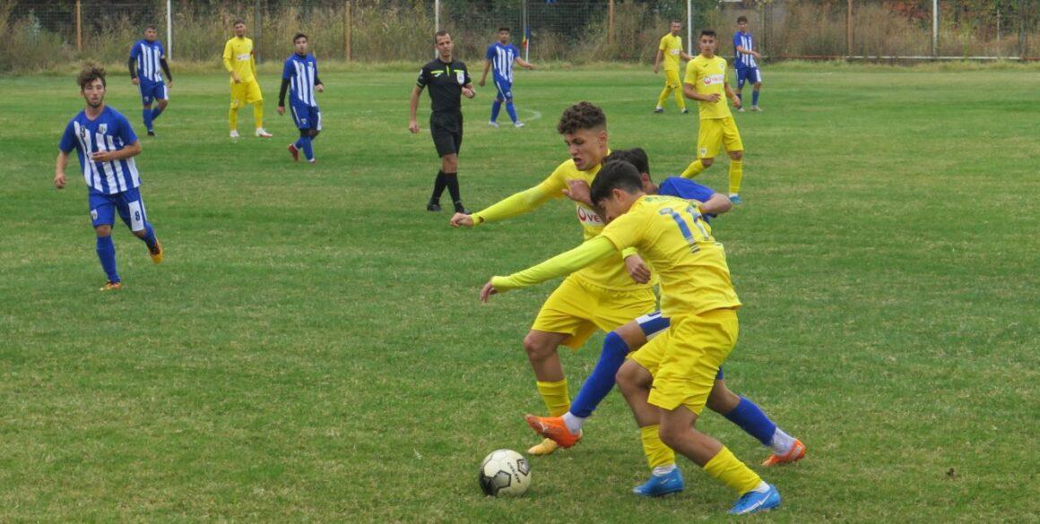 Fotbal: două victorii, în weekend, pentru juniorii de la CSM Ploieşti